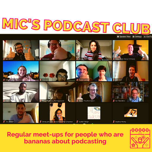 MIC's Podcast Club